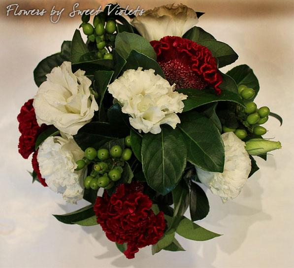 Wedding Flowers For Table Arrangements